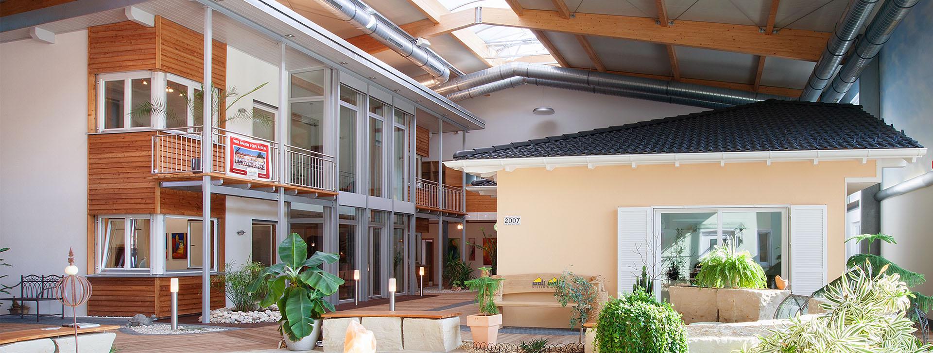 Besuchen Sie uns in unseren Ausstellungsräumen - wolfsystem.de