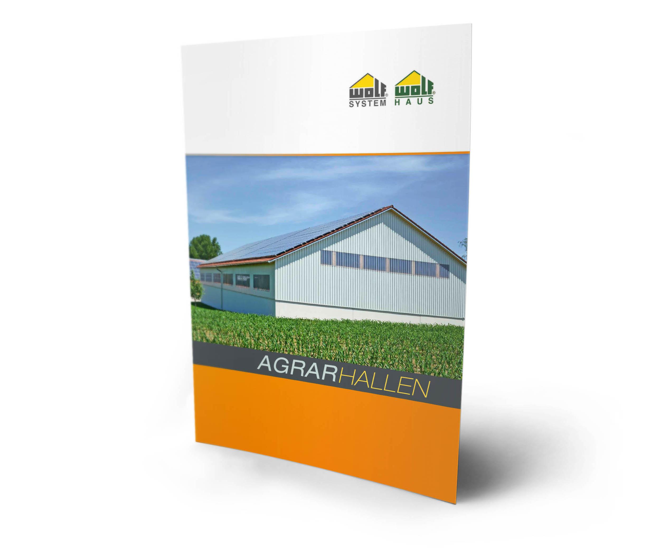 Prospekt Agrarhallen