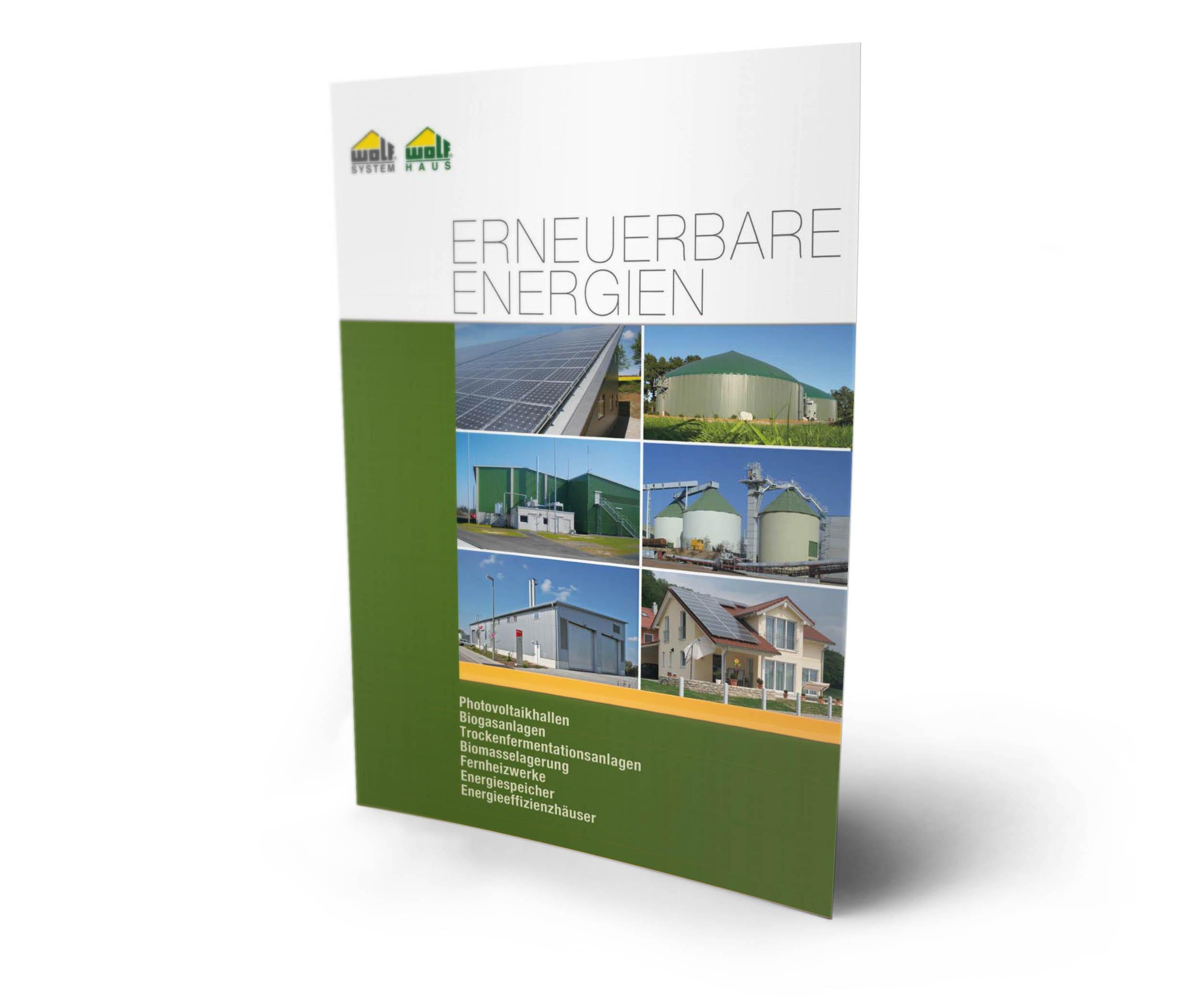 Prospekt erneuerbare Energien