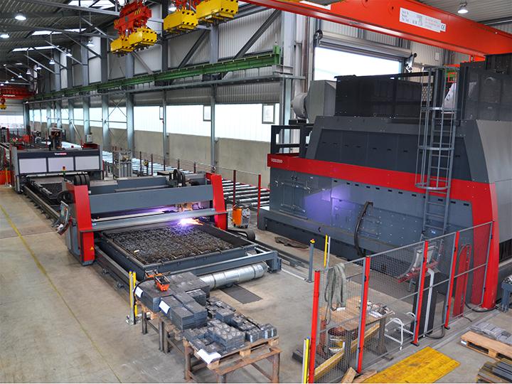 Qualität im Stahlbau