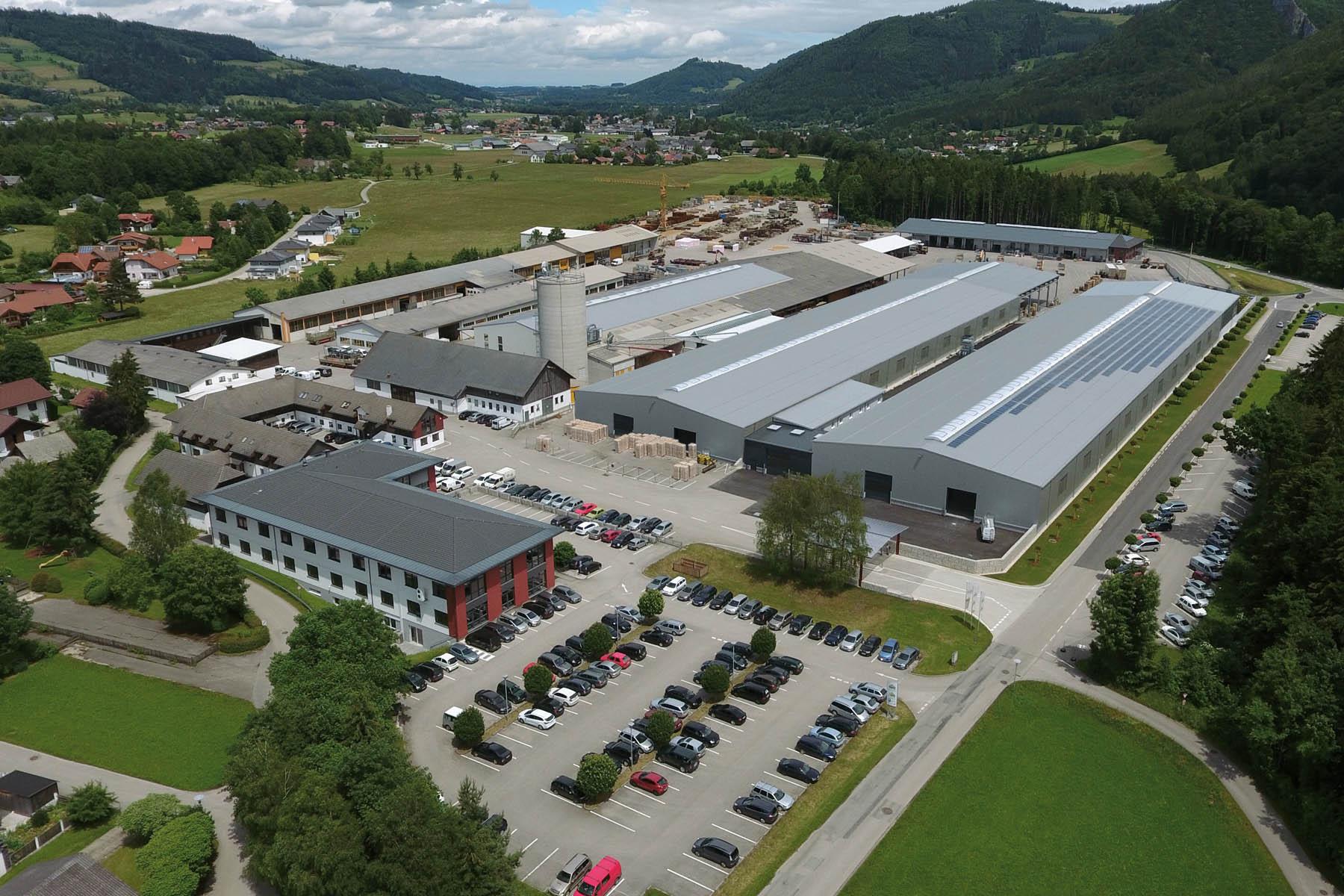Firmenstandort Österreich