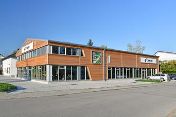 Verkaufsstätte Cube Store