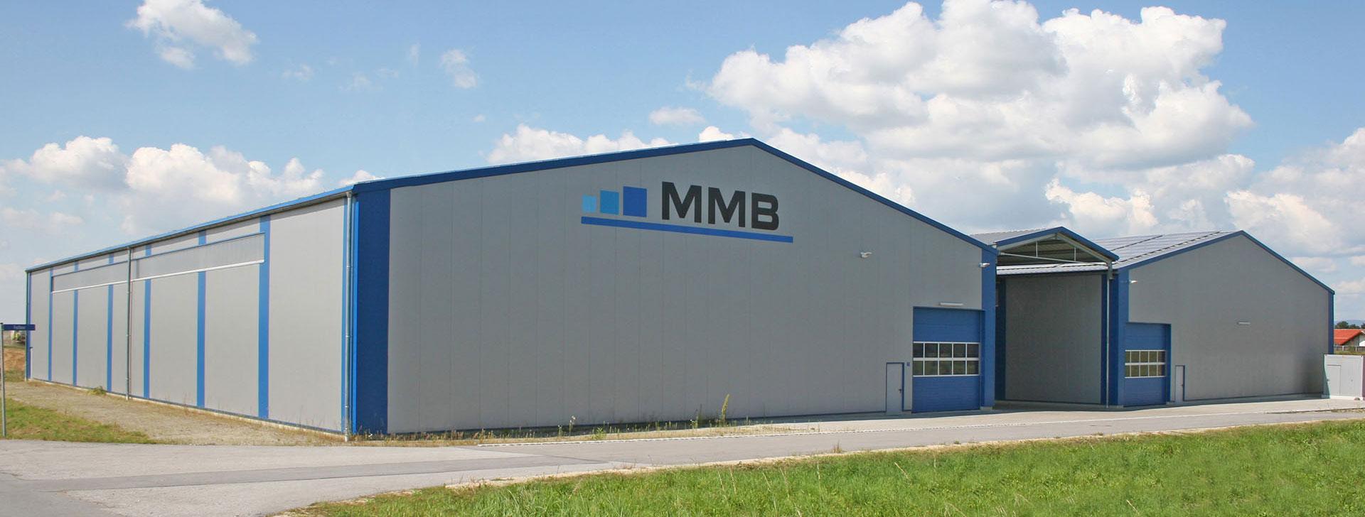 Prächtig Stahlhallen für Produktion und Lagerung für das Gewerbe @SD_55