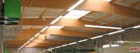 Brettschichtholz Bogenbinder