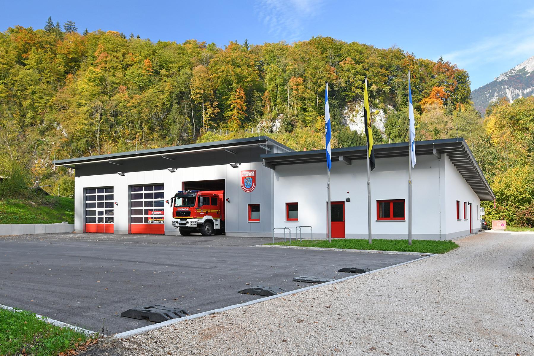 Feuerwehrgebäude